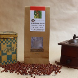 Red Kampot Pepper 100g